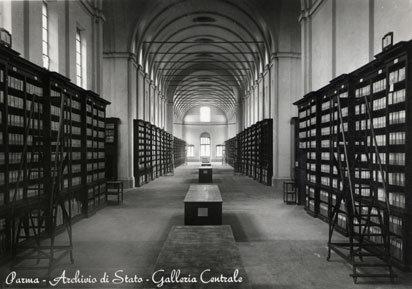 Ospedale Vecchio: Galleria centrale