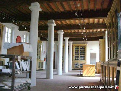 Ospedale Vecchio: Sala delle Colonne