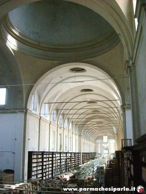 Ospedale Vecchio: Cupola della crociera